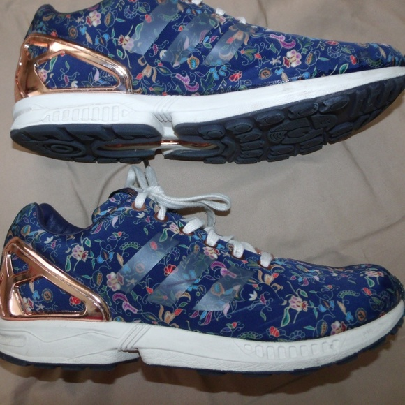 3ad6eac2d34dd ... denmark adidas torsion zx flux gols plated sneakers 9bc10 7cc92